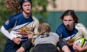 Navy and Army are in action this weekend, just not against each other. Colleen McCloskey photo.