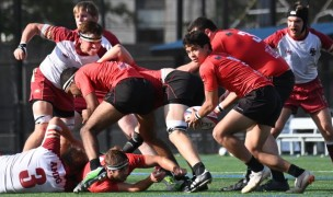 Northeast keeps moving up. @CoolRugbyPhotos.