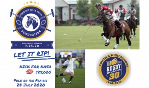 The Rugby Indiana Day at Hickory Hall Polo Club.