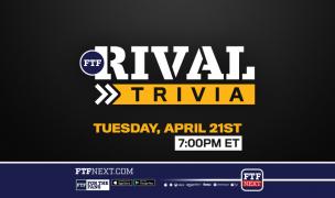 Rival Trivia airs April 21 at 7PM ET.