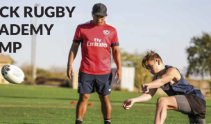 Rock Rugby Academy Camp