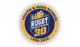 Rugby Indiana Logo