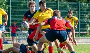 Spain vs EIRA> Photo Spanish Rugby Federation.