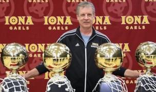 Tim Cluess, Iona College Basketball.