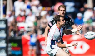 Zack Test passes the ball for the USA. David Barpal photo.
