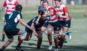 USA Rugby held a Stars vs Stripes game last fall.