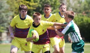 Photo Utah Youth Rugby.