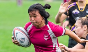 Vassar women in action. Photo Vassar Athletics.