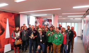 Washington Irish on tour with Irish Rugby Tours.