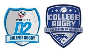 Women D2 and CRAA logos.