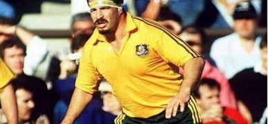 Wallaby, Pumas, Jaguare, and a scrum legend on every team. Enrique Topo Rodriguez.