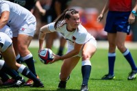 England last faced the USA in California in the Super Series in 2019. David Barpal photo.