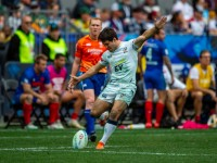 Hughes is the most prolific scorer in US 7s history. David Barpal photo.