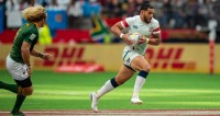 Martin Iosefo in action in the 2020 Vancouver 7s. David Barpal photo.