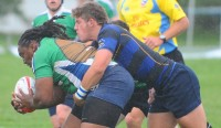 Bryce Campbell playing for Royal Irish in the 2011 Boys HS Championships.