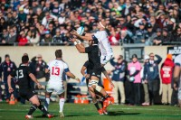 The All Blacks last met the Eagles in 2014 at Soldier Field. David Barpal photo.