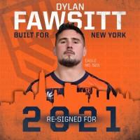 Dylan Fawsitt is a key leader for RUNY.