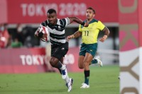 Fiji rolled. Mike Lee - KLC fotos for World Rugby