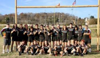 Harpeth Harlequins win the Tennessee HS 7s Championships. Jama Reagan photo.