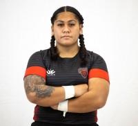 Mae Sagapolu. Photo CWU Athletics.
