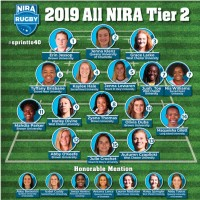 2019-2020 NCAA Women's All-Conference Tier 2