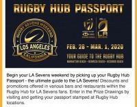 Rugby Hub Passport Details