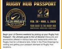 The Rugby Passport