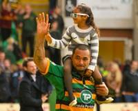 A little fan appreciation in Northampton.