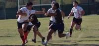 CJ DeVault on the run again for San Diego.