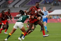 Kenya still has a shot at the top eight. Photo Mike Lee - KLC fotos for World Rugby