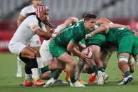 Ireland was tough, as usual. Mike Lee KLC fotos for World Rugby.