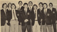 The 1981 USA team for Hong Kong. Photo Rugby Magazine.